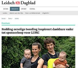 Twinrun Leids Dagblad.png