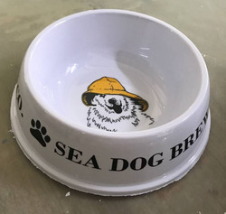 SEA DOG bowl Vacation Dogs