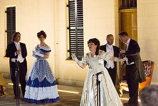 Opera Bites in La Traviata