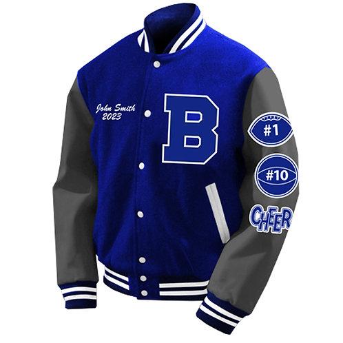 Brunswick HS Letter Jacket