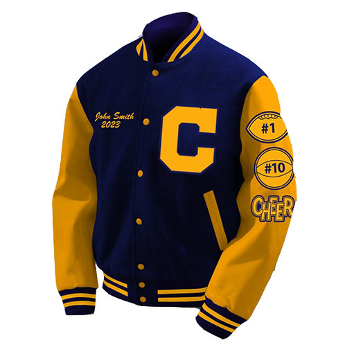 Culpeper HS Letter Jacket