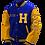 Thumbnail: Hopewell HS 2021 Letter Jacket