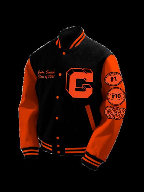 Charlottesville HS 2021 Letter Jacket