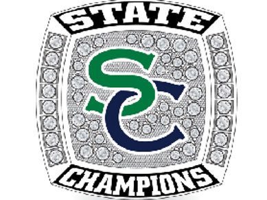 South County HS- Football State Champion Charm