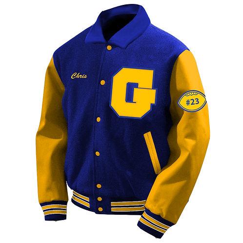 Gretna HS Letter Jacket
