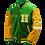 Thumbnail: Huguenot HS 2021 Letter Jacket