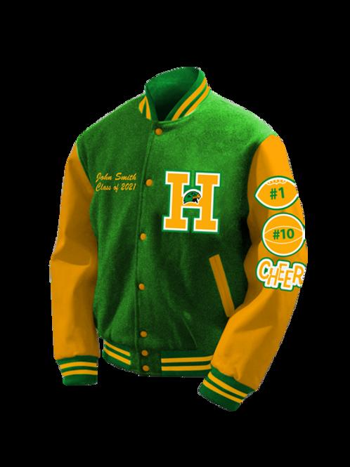 Huguenot HS 2021 Letter Jacket