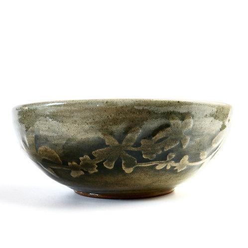 Charcoal Ceramic Bowl