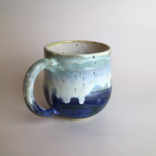 Winter Blues Mug
