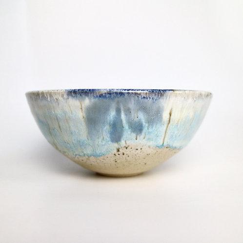 Ceramic Flower Bowl