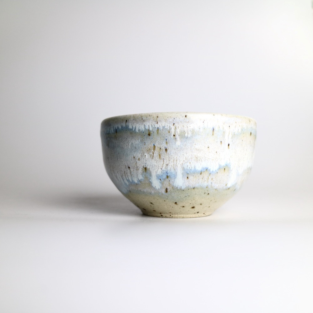 Winter Frost Dip Bowl
