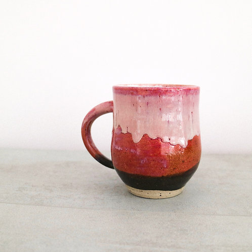 Strawberry Cheesecake Ceramic Mug