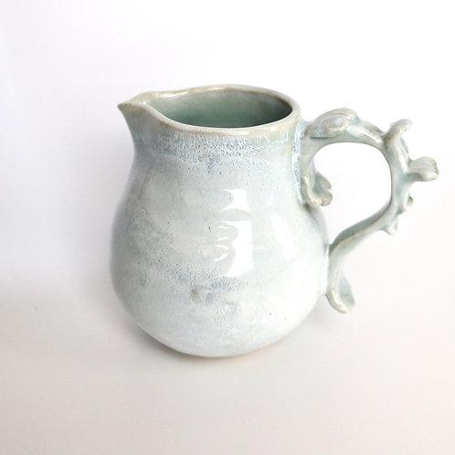 Cloudy Ceramic Jug