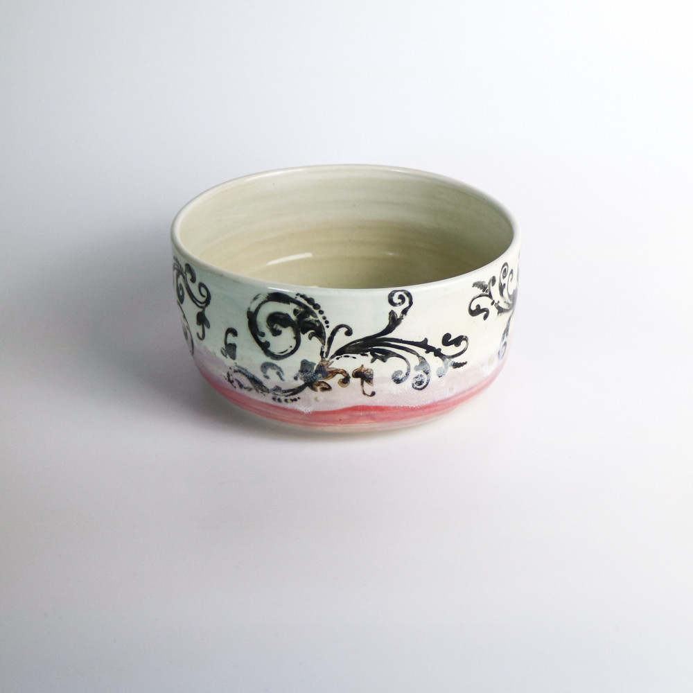 Flourish Ceramic Bowl