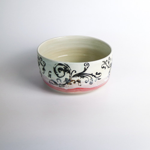 Flourish Ceramic Bowl