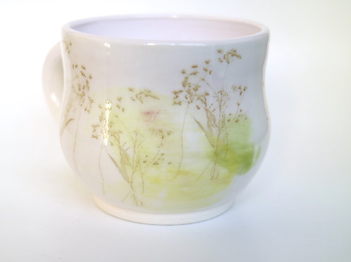 Stems Ceramic Mug