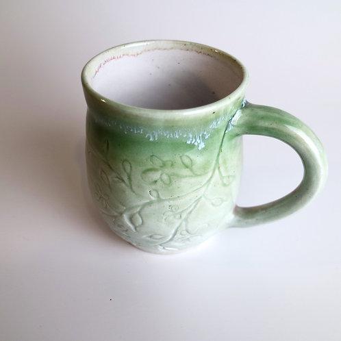Green Stems Mug