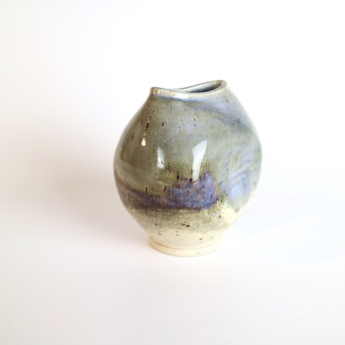 Earthscape Ceramic Vase