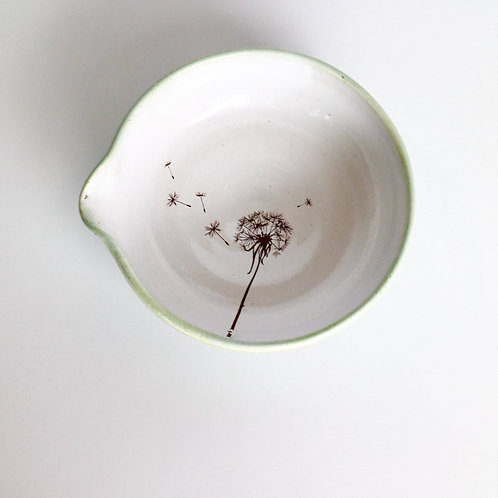 Wishes Ceramic Pouring Bowl