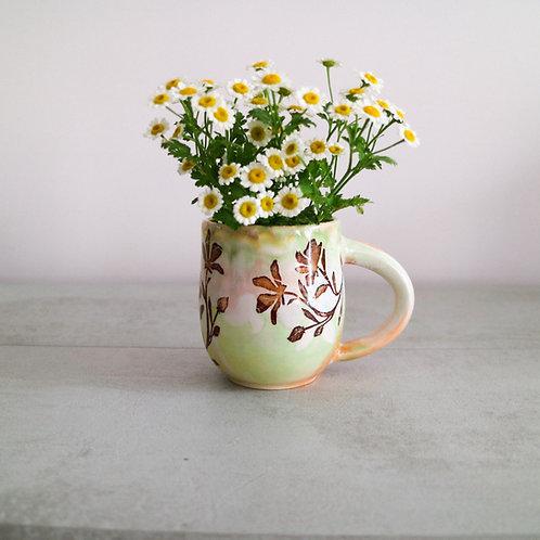 Botanical Ceramic Mug
