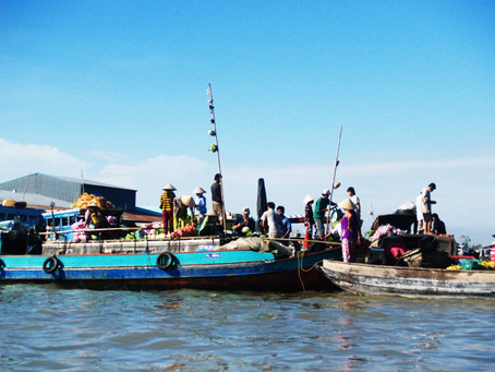 Vietnam - variety of lifestyles
