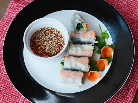 """""""Nuoc cham"""" - what is it?"""