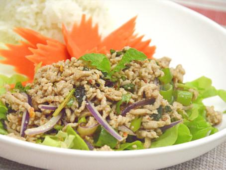 Larb - a special taste of thai cuisine