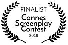 FINALIST - Cannes Screenplay Contest - 2