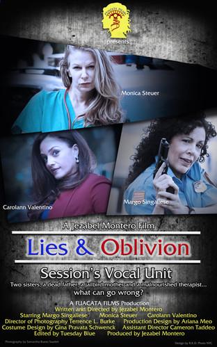 Lies & Oblivion - Session's Vocal Unit