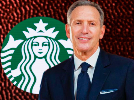 106 . How a Poor Boy From New York Suburbs Created a Global  Starbucks Brand & $ 100 Billion Corp..!