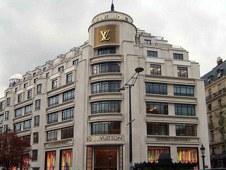 104.  How A Homeless Boy Created $ 47 Billion Dollar Louis Vuiton Brand ...!!