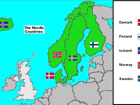 102. Finland and Denmark - Are They Ideal States - How They Reached There...!!