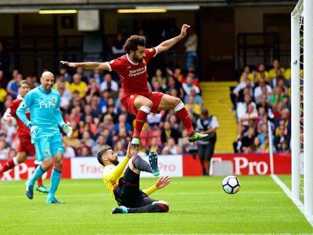 112. How an Arab Footballer made Waves in European Football - Mo Salah - The Egyptian King...!!