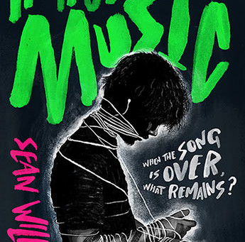 On My Bookshelf: Impossible Music by Sean Williams