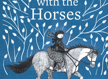 On My Bookshelf: Running With The Horses by Alison Lester