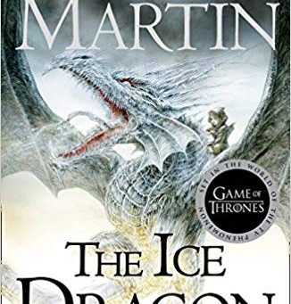 On My Bookshelf: The Ice Dragon by George RR Martin