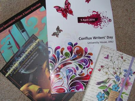 Gems of Wisdom - Conflux Writers' Day 2014