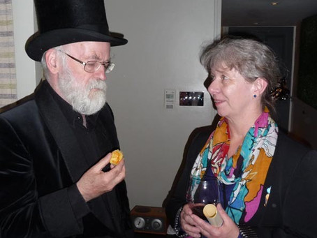 Vale Sir Terry Pratchett