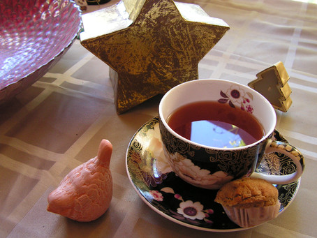 Happy New Year 2015, or, Tea Anybody?