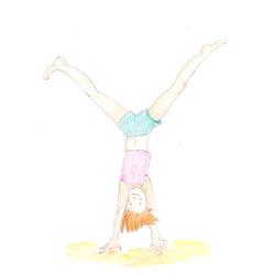 cartwheels two