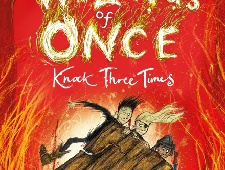 On My Bookshelf: Wizards of Once, Knock Three Times by Cressida Cowell