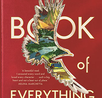On My Bookshelf: Lenny's Book of Everything by Karen Foxlee