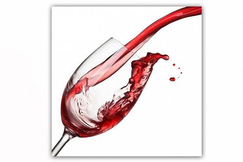 Bouteille de vin au choix dans notre carte