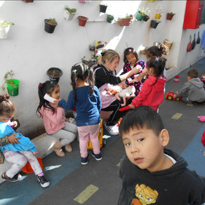 Marcas da Infância - CEI Lar Criança Feliz