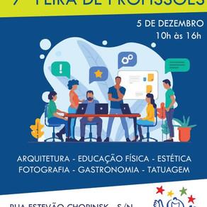 7ª Feira de Profissões CEDESP PROMOVE - Vila Albertina