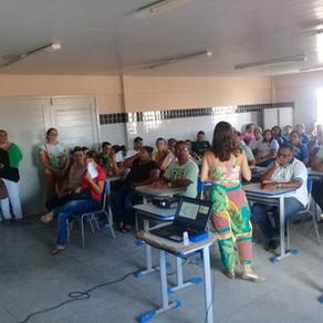 PALESTRA PRESENCIAL MUNICÍPIO DE GUAMARÉ/RN