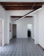 Remodelación de edificio de adobe