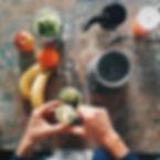 Preparing Fruit Juice