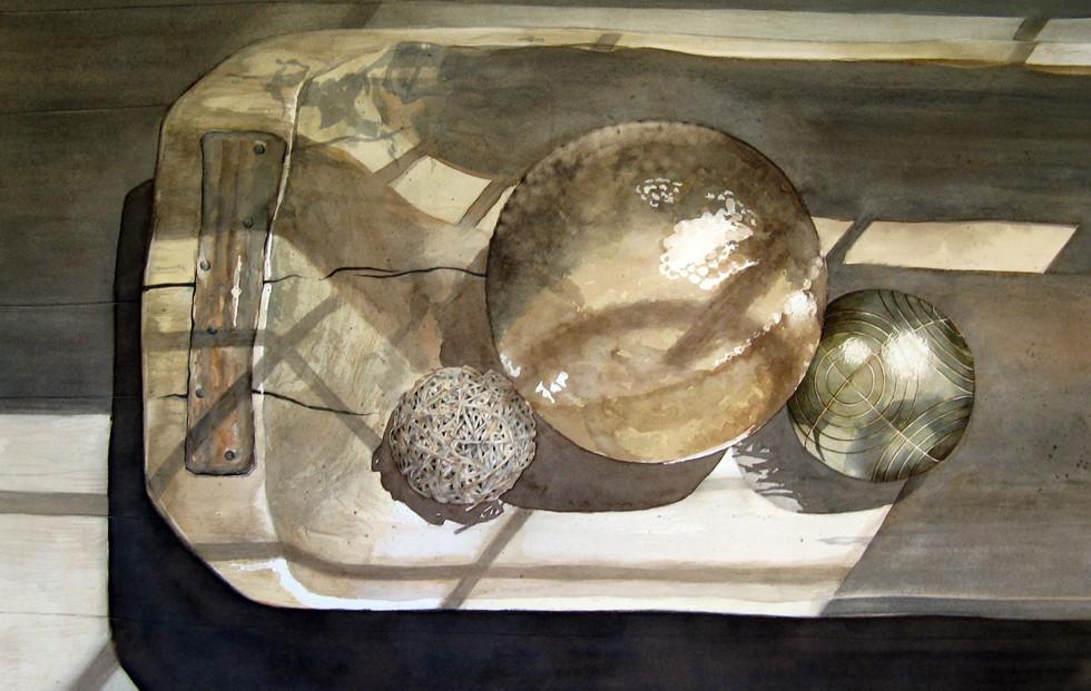 Balls in the Breadbowl
