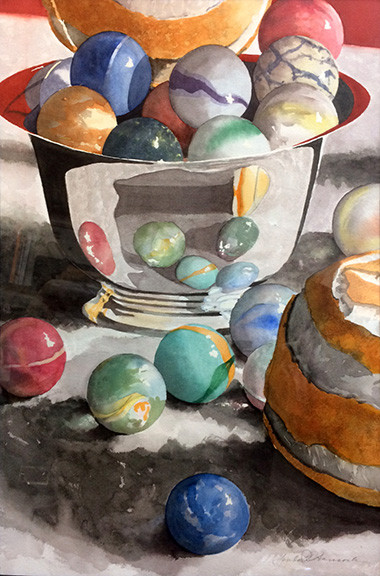 Fancy Marbles